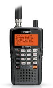 Uniden Bearcat BCD325P2 Scanner