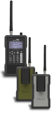 Whistler TRX-1 Digital Handheld Police Scanner